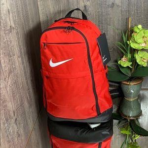 ❤️ Nike Brasilia 30L backpack red/black/white
